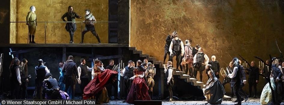 Book Tickets For Rigoletto In The Vienna State Opera